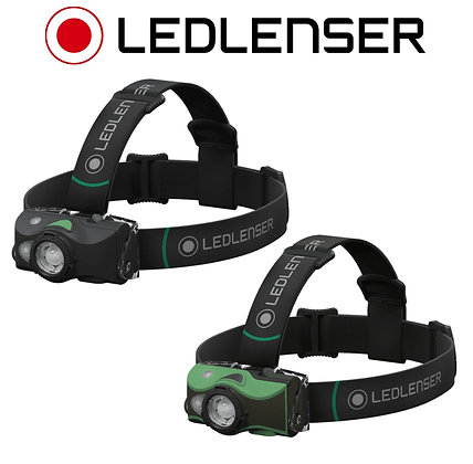 LED Lenser MH8 Headtorch / Lamp Fishing