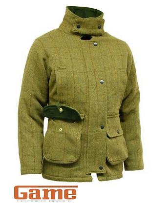 Ladies Tweed Shooting Jacket GAME