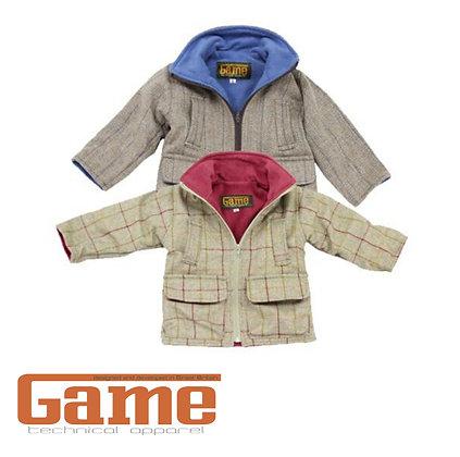 Children's Stornsay Tweed Jacket Girls & Boys Coat 2-13 years