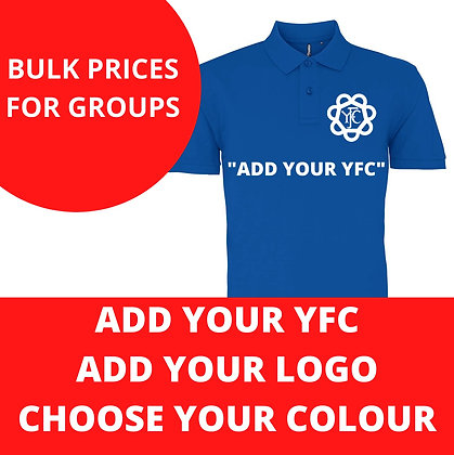 Young Farmers Style Polo Shirts Customize