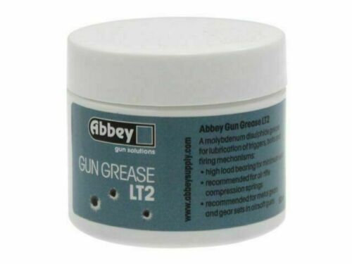 Abbey Gun Grease LT2 Airsoft Air Rifle Spring Smooth Lubricant Oil - 50ML