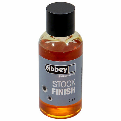 Abbey Stock Finish Air Rifle Shotgun Gun Wood Oil 25ml