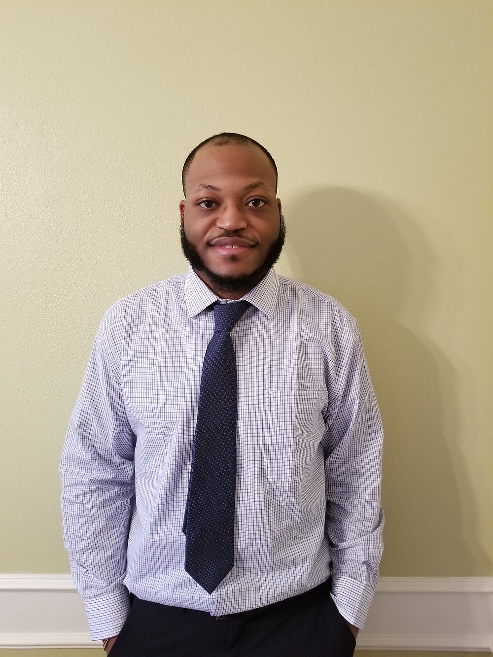 Quinton Roy, DSP, Caregiver
