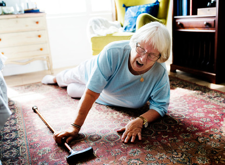 In-Home Care: 8 Common Elderly Care Issues