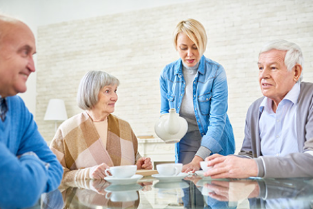 The Difference Between Assisted Living and a Nursing Home