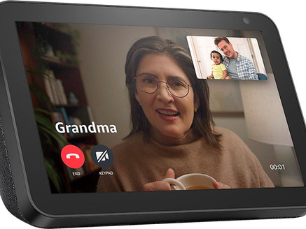 Need to communicate? Try the Echo Show