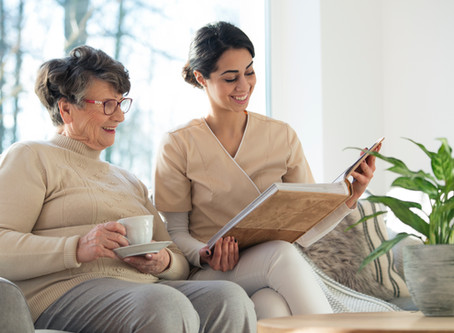 Alzheimer's Care Tips for Daily Life