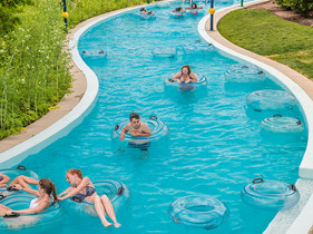How a Person with a Disability can Float on a Lazy River