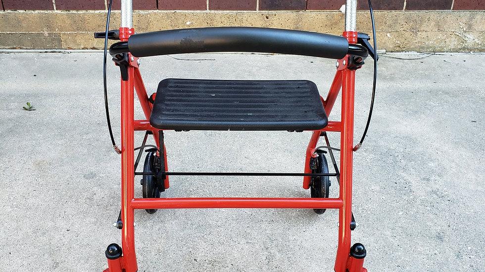 Light weight rollator