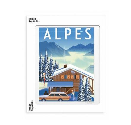 Image Republic - Monsieur Z - Alpes Chalet