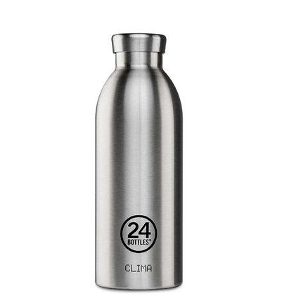 24Bottles - Clima Bottle 500 ml - Steel