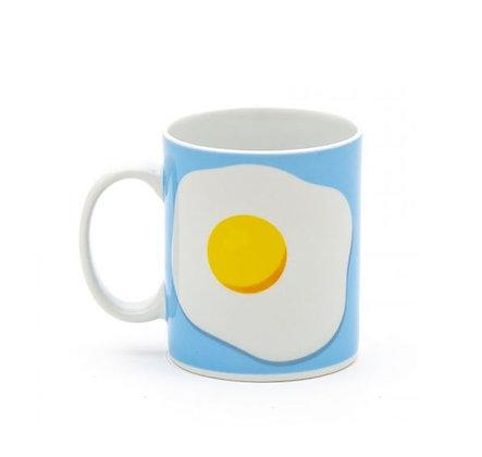 SELETTI - Studio Job - Blow - Mug - Egg
