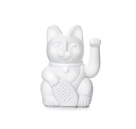 Maneki Neko - Lucky Cat - White