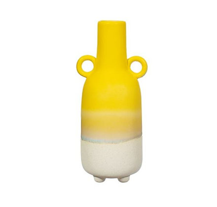 Sass & Belle - Vase - Mojave - Yellow