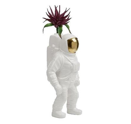 Seletti - Cosmic Diner - Vase - Starman - White