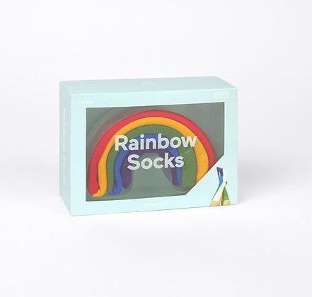 Doiy – Chaussettes - Rainbow