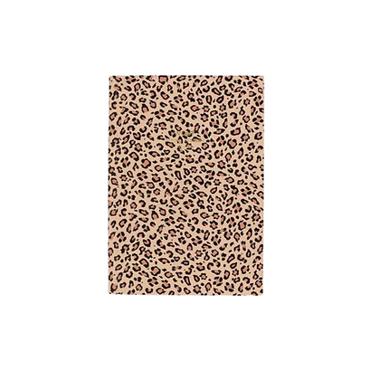 WOUF - Cahier Papier A5 - Pink Savannah