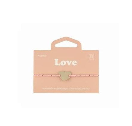 Doiy - Bracelet Wish - Love