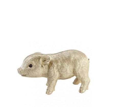 Klevering - Tirelire - Cochon Gold