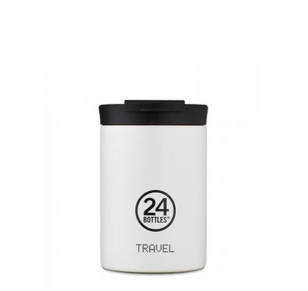 24Bottles - Travel Mug 350 ml - Glacier Blanc