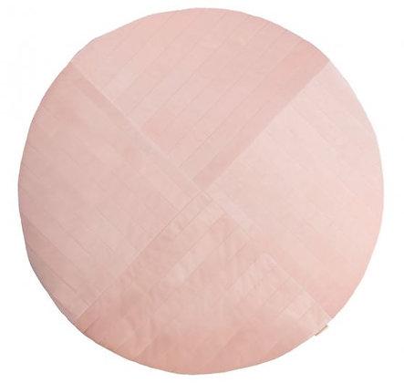 Nobodinoz - Tapis de Jeux - Kilimanjaro Velvet carpet Bloom Pink