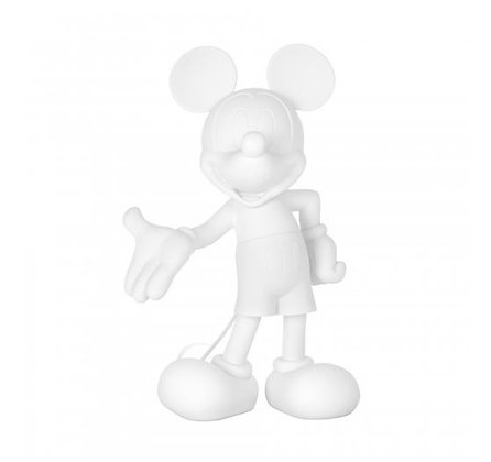 Leblon Delienne - Mickey Welcome - Soft Touch Blanc