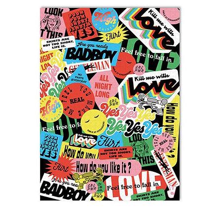 Piece&Love - Puzzle - Pop Up