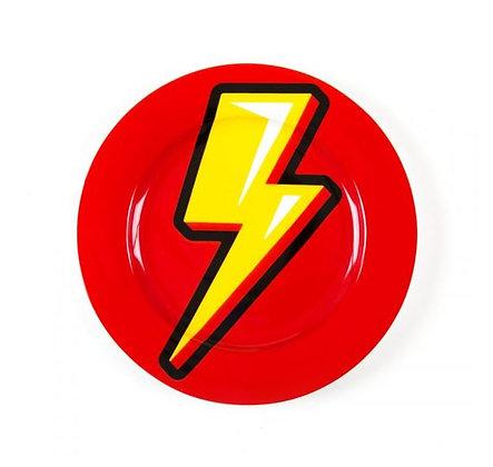 SELETTI - Studio Job - Blow - Assiette - Flash