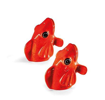 Donkey - Salière/Poivrière -  Red Fish
