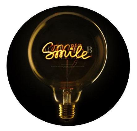 MITB - Ampoule message - Smile - Ambré