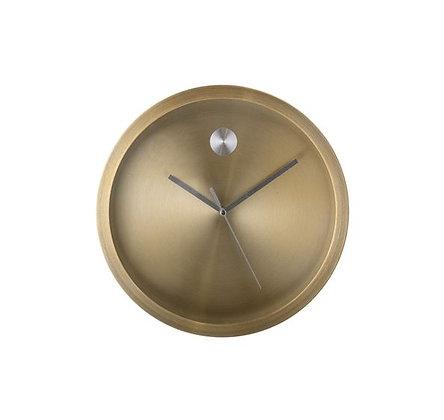 Bloomingville - Horloge murale - Dorée