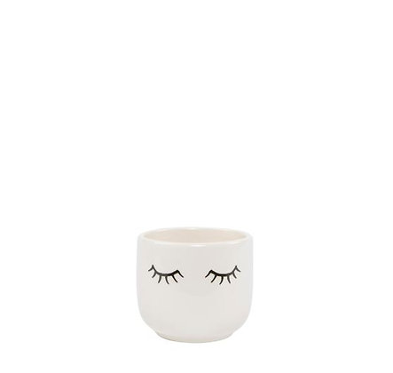 Sass & Belle - Cache-pot - Eyes White
