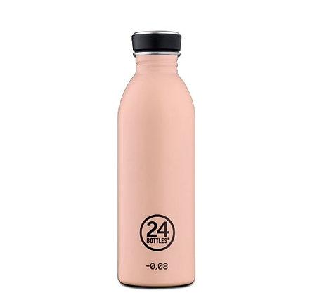 24Bottles - Urban Bottle 500 ml - Dusty Pink
