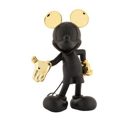 Leblon Delienne - Mickey Welcome - Bicolore Noir Or