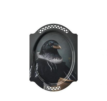 Ibride - Galerie de Portraits - Les Fables - Le Corbeau