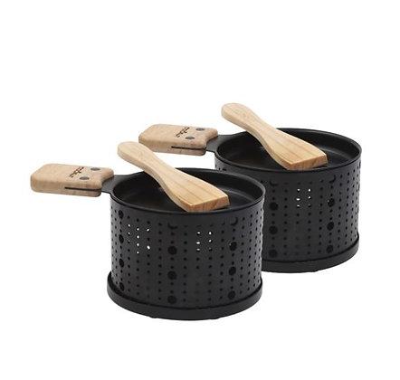 Cookut - Raclette à la bougie - 2 personnes