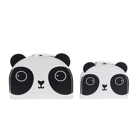Sass & Belle - Set 2 Valises - Panda Kawaii