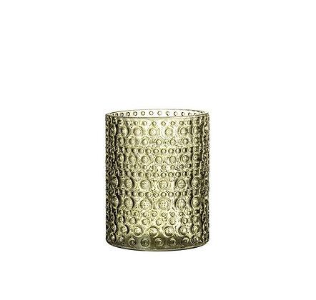Bloomingville - Vase - Vase - Multi-poids vert transparent