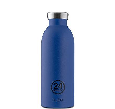 24Bottles - Clima Bottle 500 ml - Gold Blue