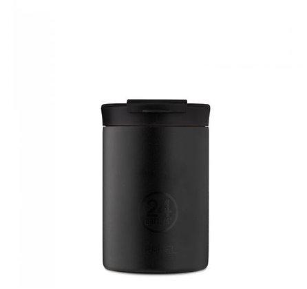 24Bottles - Travel Mug 350 ml - Tuxedo black
