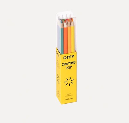 OMY - Crayons Pop