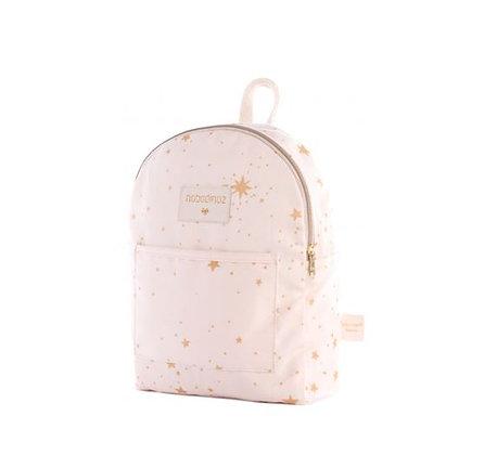 Nobodinoz - Mini sac à dos - Too Cool Gold Stella/Dream Pink
