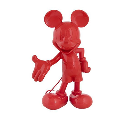 Leblon Delienne - Mickey Welcome - Laqué Rouge