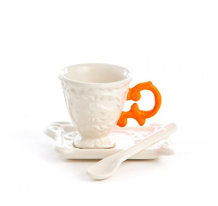 SELETTI - I-Ware  - I-Coffee - Orange