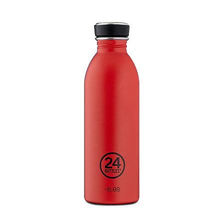 24Bottles - Urban Bottle 500 ml - Hot Red