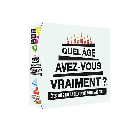 Hygge Games - Quel âge avez vous vraiment ?