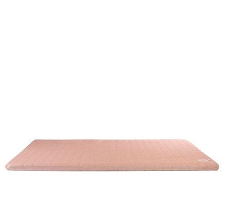 Nobodinoz - Tapis de Jeux - Zanzibar velvet mattress Bloom Pink
