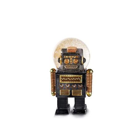 Donkey - Boule à paillettes -The Robot - Black