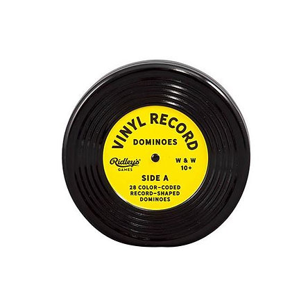 Ridley's - Dominos de disque vinyle