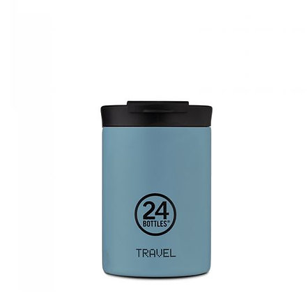 24Bottles - Travel Mug 350 ml - Powder Blue
